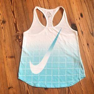 Nike Dri-Fit Racer Back Tank Top